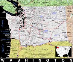 Bellingham Washington Map by Wa Washington Public Domain Maps By Pat The Free Open Source