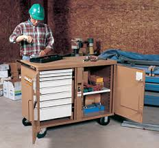 Rolling Work Benches Pickup Equipment Inc Industrial Storage Rolling Work Benches