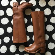 s frye boots sale 71 frye shoes frye brown leather cus boots 5