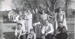 thanksgiving day 1936 goodman tenney families tenney treasures
