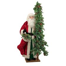 ditz designs father christmas vintage christmas life size santa