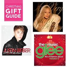 christmas gift ideas featuring new christmas albums justin bieber