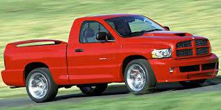 dodge ram the dodge ram srt 10 was the first hellcat