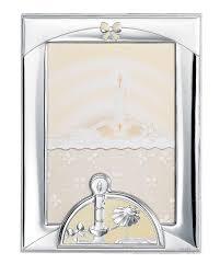 cornice battesimo bimbo cornice portafoto per battesimo 13x18 cm di cristofalo