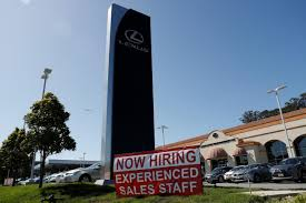lexus usa jobs u s private sector adds 135 000 jobs in september adp
