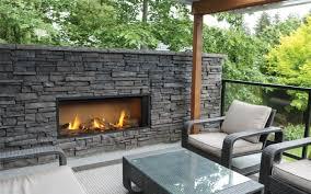 47 unique outdoor fireplace design ideas