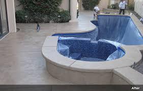 concrete design polished concrete veneer tile design concrete staining 6