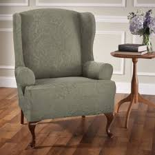 green chair slipcover buy green chair slipcover from bed bath beyond