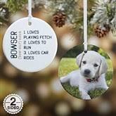 pet ornaments personalizationmall
