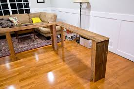 Diy Console Table Plans Diy Console Table