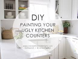 best epoxy paint for kitchen cabinets diy painting my kitchen countertops meredith designs