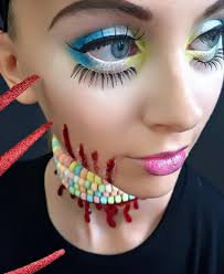 Fashion Halloween Makeup by Stunning Halloween Makeup Inspiration Fashion World Magazine