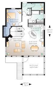 100 house design 30 x 45 46 sqm small narrow house design
