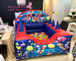 pit rental bounce house pit rental my florida party rental