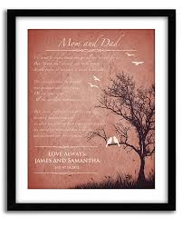 parents gift wedding personalized wedding poem parents wedding gift thank you gift