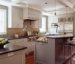 cuisine ouverte avec bar sur salon cuisines ouvertes avec bar cuisine ouverte sur salon cette cuisine