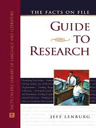 lenburg guide to research web search engine index term