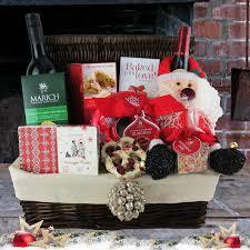 christmas gift basket christmas gift baskets