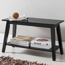 zipcode design isabel wood entryway bench u0026 reviews wayfair