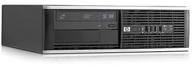pc bureau hp compaq hp compaq 6000 pro sff intel 2 duo e7500 vw196et abf
