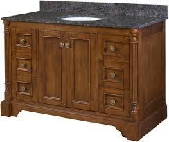 furniture for bathroom decoration using solid walnut pine bathroom