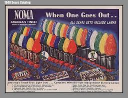 1940 sears catalog lights lights