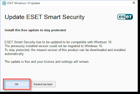 upgrade to windows 10 with your eset product installed u2014eset