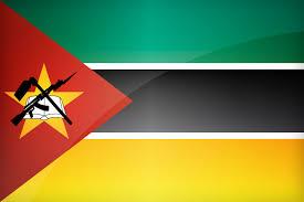 Kenya Africa Flag Serve South Africa