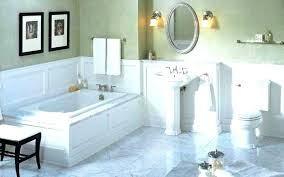 bathroom ideas for walls bathroom wainscoting for walls is decorative and protect the home