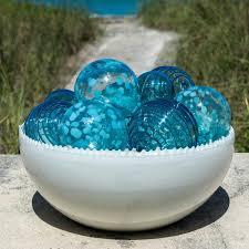 light blue decorative balls blue decorative balls light beautiful petals 1 6 cm fish tank glass