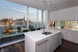 Manhattan Kitchen Design Penthouse Kitchen In Manhattan Luxury Kitchens Pinterest