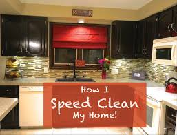 How To Clean House Fast by How I Speed Clean My Home Youtube