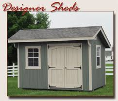 shed styles pequea sheds gallery