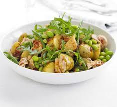 Salad Main Dish - two bean potato u0026 tuna salad recipe bbc good food
