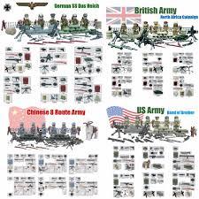 lego army tank lego ww2 ebay