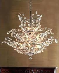 How To Clean Crystals On Chandelier How To Clean Crystal Chandelier Without Taking It Down And With