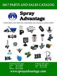 sprayadvantage 2017 catalog tractor computer monitor