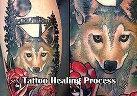tattoo healing process tattoo removal