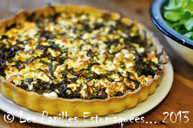 cuisiner oseille tarte à l oseille et à la fêta les recettes du panier les