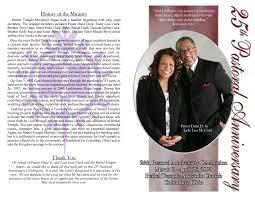 church programs templates free printable church program template church program church