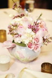 Centerpieces For Bridal Shower by 47 Best Teapot Centerpieces Images On Pinterest Teapot