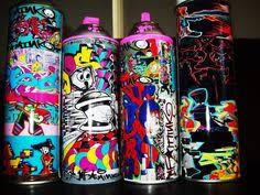 Spray Cans Paint - graffmatt custom spray can artist graffmatt visual artists