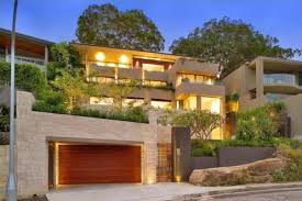 Modern Hill House Designs Modern House Plans For Hillside House Interior
