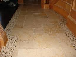 Tile Borders Wood And Stone Flooring Combinations Custom Floor Tile Borders