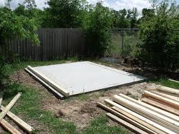 How To Build A Tool Shed Ramp by How To Build A Durable Storage Shed 7 Steps