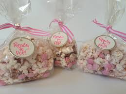 popcorn favor bags ready to pop popcorn favor bags baby shower popcorn bags baby