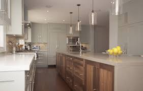 island kitchen lighting modern kitchen island lighting brings warmth to canadadian residence