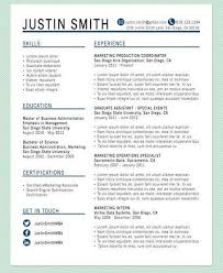 resume templates that stand out http getresumetemplate info 3677