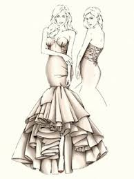 how to draw fashion sketches sketch fashion hand drawn
