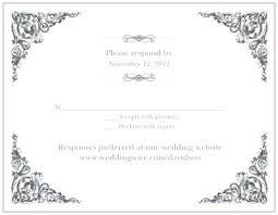 wording on wedding invitation new rsvp online wedding invitation wording or 85 rsvp email